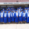2013 Graduation Class of C. M. & I. High School